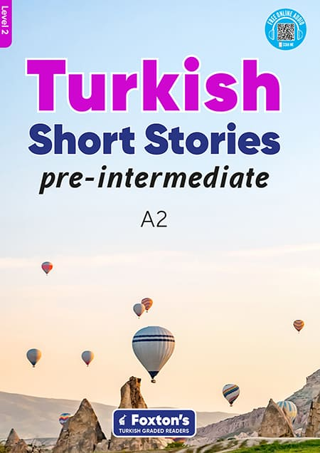 Turkish Short Stories Pre-Intermediate Front Cover 450x636